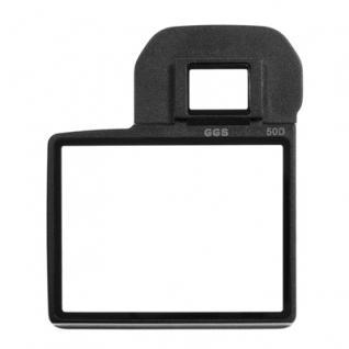 Displayschutz III. Gen. für Canon EOS 40D/50D