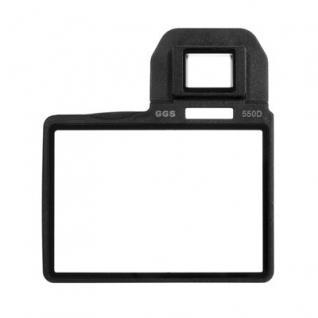 Displayschutz III. Gen. für Canon EOS 550D