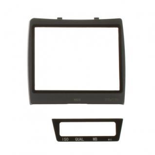 Displayschutz III. Gen. Echtglas für Nikon D3/D3X
