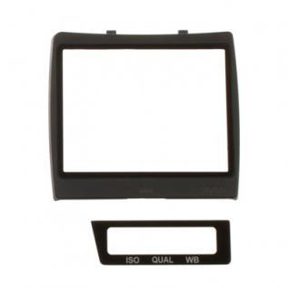 Displayschutz III. Gen. Echtglas für Nikon D3s