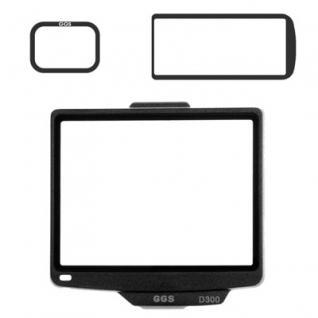 Displayschutz III. Gen. für Nikon D300/D300s - Vorschau