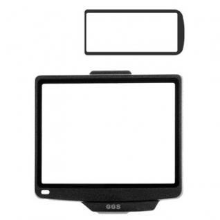 Displayschutz III. Gen. Echtglas für Nikon D700