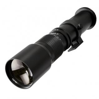 Teleobjektiv 500/1000mm 8.0 Olympus/Panasonic m4/3