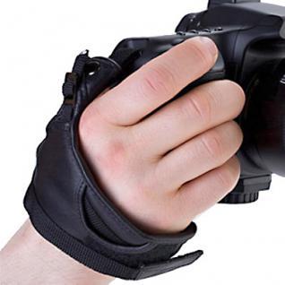 Delamax 3-Punkt-Lederhandschlaufe HSN - Vorschau 1