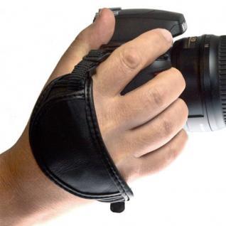 Delamax Lederhandschlaufe gepolstert - HSA