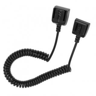 TTL-Kabel für Sony/Minolta Blitze wie FA-CC1AM - Vorschau 1