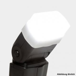 Diffusor Bouncer für Blitzgerät Sony HVL-F58AM