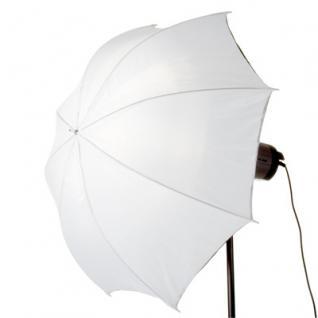 Schirmsoftbox A=weiß I=schwarz 109cm/43 Zoll HFS-01
