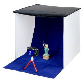 Delamax Mini-Studio light M - 50x50x50cm HFL-07 H