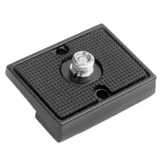 """REDGED RQR-2 PL quick release plate 1/4"""" T-Ser"""