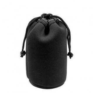 Objektivköcher 180 x 105mm Neopren Tasche JN23