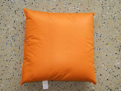 Designkissen Orange - Vorschau