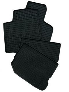 Gummimatten für Seat Cordoba 6L, passgenau - Vorschau 1