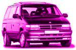 Blinker Standlicht Chrysler Voyager 91-93 - Vorschau 2
