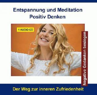 Positiv Denken - (CD mit Suggestionen) - Vorschau
