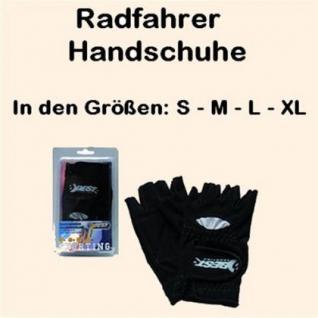 Radfahrer Handschuhe Fahrradhandschuhe Größen S / M / L / XL