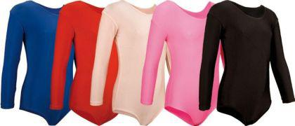 Kinder Gymnastikanzug Turnanzug Ballettanzug 5 Farben