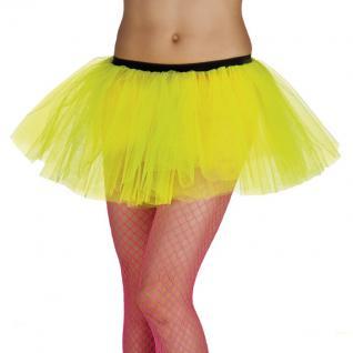 neon gelb Tütü für Erwachsene Jungesellenabschied Petticoat Tutu Ballett Rock