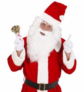 Qualitäts Maxi Bart Weihnachtsmann Santa Claus Nikolaus