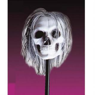 Totenkopf Stab Voodoo Horror Halloween
