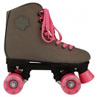 Damen Herren Rollschuhe Rollerskates Kanevas Stile Gr. 36 - 43 Discoroller