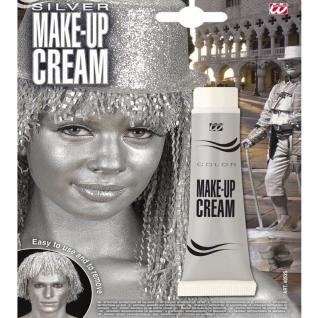 Make Up Cream 28ml Tube Silber
