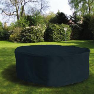 Schutzhülle Anthrazit Hülle Abdeckung für Sitzgruppen 230 x 135 cm