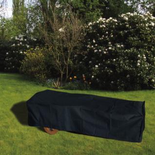 Schutzhülle Anthrazit Hülle Abdeckung für Rollliegen oder Dreibeinliegen 200 x 75 cm