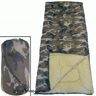 Schlafsack Camouflage
