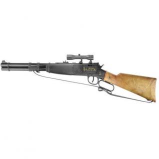 DAKOTA Western Gewehr 100 Schuss Muniton 64 cm Kinder Cowboy Spielzeug Sheriff