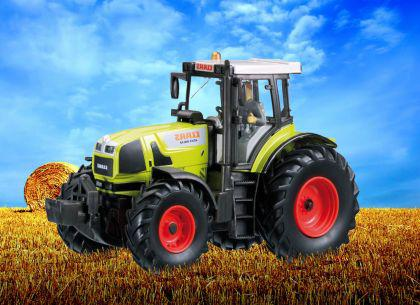 Claas Traktor Atles 936 RZ Licht, Sound und Fahrfunktion