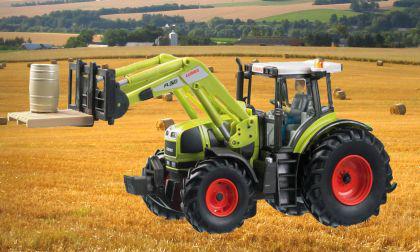 claas traktor atles 936 rz licht sound und fahrfunktion. Black Bedroom Furniture Sets. Home Design Ideas