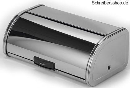 """Brabantia Rollbrotkasten """"Touch bin®"""""""