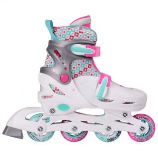 Kinder Skater Inliner Girls ABEC 5 Größe verstellbar