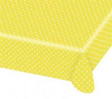 Tischdecke 120 x 180 cm, Garten Party - Deko Garten Sommerfest 551717