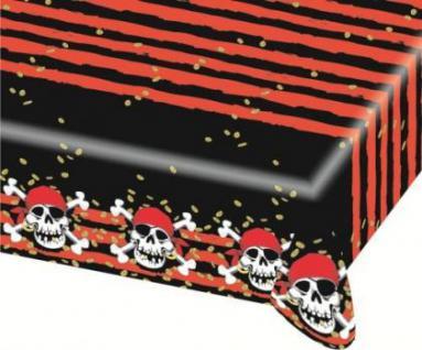 Tischdecke Piraten Party, Kindergeburtstag, jolly roger,
