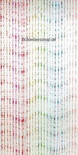 PVC-Vorhang Glanzperlen Regenbogen 45 Stränge