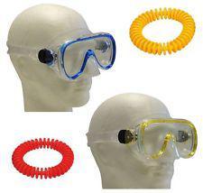 "AQUATICS ''Water Fun Kit"" Kinder Tauchmaske Tauchring Lamellentauchring Set"