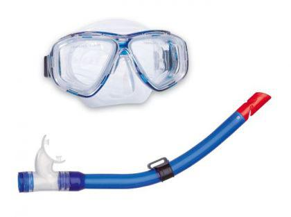 Aqua Lung Bali Maske + Pro Junior Schnorchel Gelb