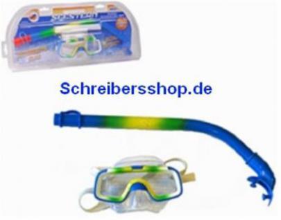 Schnorchel und Taucherbrille Maske Set für Kinder