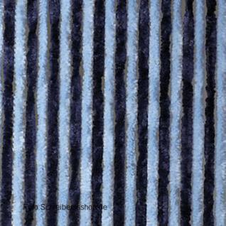 Chenille Türvorhang Flauschvorhang Balkon hell/dun