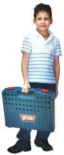 kinder werkbank werkzeugbank werkzeugkoffer mit bohrmaschine kaufen bei schreibers shop. Black Bedroom Furniture Sets. Home Design Ideas