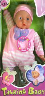 Süße Kinder Puppe Funktionspuppe mit vielen Sounds