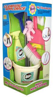 Kinder Wischset Reinigungsset Haushalt 7-tlg