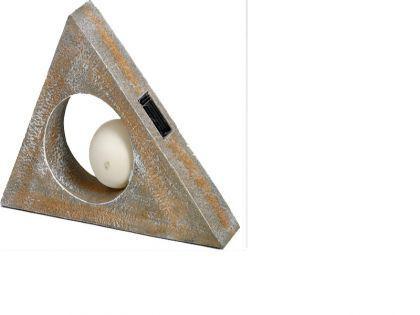 Solarleuchte Dreieck, 35 x 27 cm