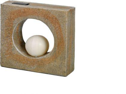 solarleuchte quadrat 25 x 25 cm kaufen bei schreibers shop vertriebs gmbh co kg. Black Bedroom Furniture Sets. Home Design Ideas