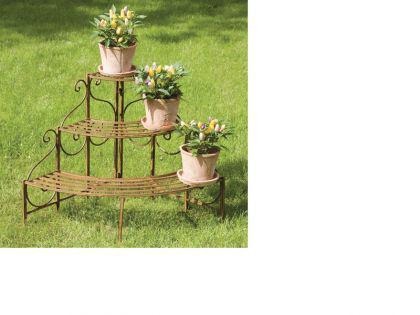 blumentreppe antik g nstig online kaufen bei yatego. Black Bedroom Furniture Sets. Home Design Ideas