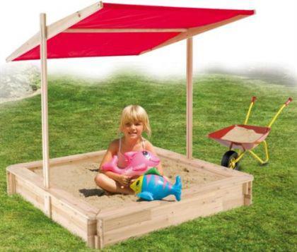 sandkasten holz mit deckel dach sonnendach sandkiste kaufen bei schreibers shop inh helmut. Black Bedroom Furniture Sets. Home Design Ideas