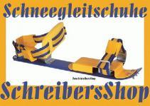 SCHNEEGLEITER GLEITSCHUHE VERSTELLBAR
