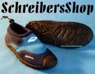 Segelschuhe Surfschuhe Badeschuhe blau 13at